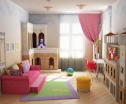 Комната для необычного ребенка