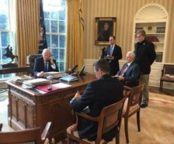 Стол президента США