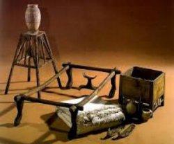 Мебель в Древней Греции